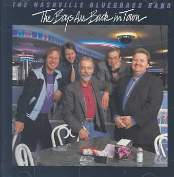 BOYS ARE BACK IN TOWN BY NASHVILLE BLUEGRASS (CD)