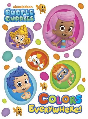 Colors Everywhere! Bright & Early Board Book By Random House (COR)